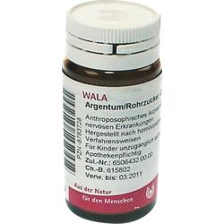 ARGENTUM/ROHRZUCKER Globuli 20 g
