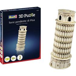 Mini 3D Puzzle Schiefer Turm von Pisa