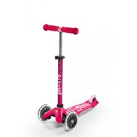 Micro Mobility Mini Micro Deluxe pink LED