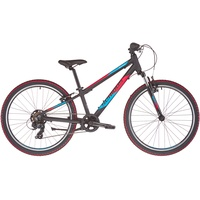 Serious Rockville 24 Zoll black/red