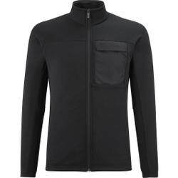 Millet - Trilogy Wool Fleece Jacket M Black - Fleece - Größe: L