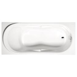 HAK Badewanne ADRIANA Badewanne mit Füßen, 170x74x45 cm