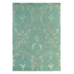 Teppich Autumn flowers (Blau; 200 x 280 cm)