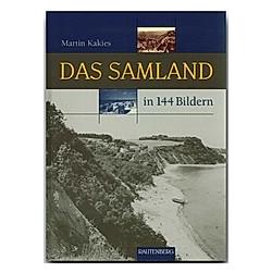 Das Samland in 144 Bildern - Buch