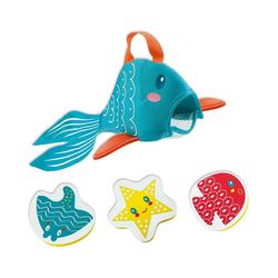 SES Creative Snack Fisch Badespielzeug