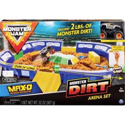 Spin Mater Monster Jam Dirt Arena MNJ Monster Jam Dirt Arena MNJ Monster Jam Dirt Arena 1St.