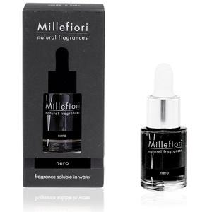 MILLEFIORI Natural wasserlösliches Duftöl 15 ml NERO