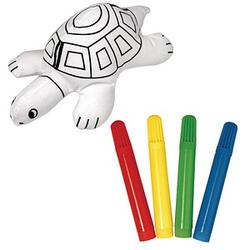 Rayher Stofftier zum Bemalen Schildkröte