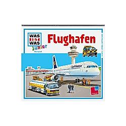 Flughafen  Audio-CD - Hörbuch