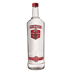 SMIRNOFF VODKA 37,5% 3 LTR