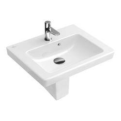 Villeroy & Boch SUBWAY 2.0 Handwaschbecken 45 x 37 cm… Weiß Alpin
