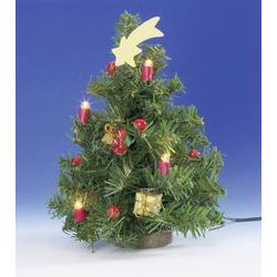 Kahlert Licht 40908 Weihnachtsbaum 3.5V mit Beleuchtung