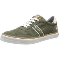 MUSTANG Herren 4163-301 Sneaker, oliv, EU