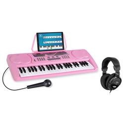 McGrey BK-4910PK Beginner-Keyboard Pink Set inkl. Kopfhörer
