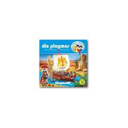 Edel Hörspiel CD Die Playmos 18 - Der Schatz des Archimedes