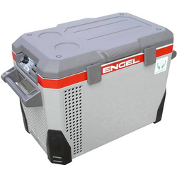 Engel Coolers MR040F Kühlbox EEK: A+ (A+++ - D) Kompressor 12 V, 24 V, 230V Grau 40l