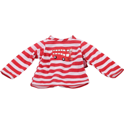 GÖTZ Puppenkleidung Puppenkleidung T-Shirt, London bus 30-33 cm