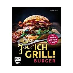 Ja  ich grill! - Burger - Buch