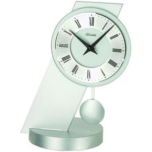 Zeit.Punkt 15/835/22 Tischuhr Glas Pendel Modern