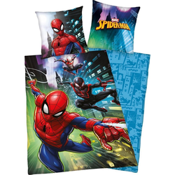 Kinderbettwäsche Spiderman, Marvel, mit Spiderman Motiv