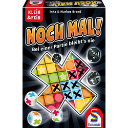 Schmidt Spiele Mädn Classic Line + Kniffel Kartenspie Bundle Mensch ärgere dich nicht Classic Line