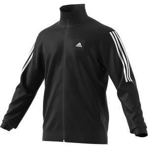 adidas Herren Sweatshirt M MHD Tricot TT, Black, S, FK3156