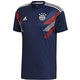 adidas FC Bayern München Warmmachshirt 2018/19 Herren Gr. M
