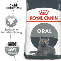 ROYAL CANIN Oral Care Katzenfutter trocken für gesunde Zähne 400 g