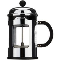 Bodum CHAMBORD Kaffeebereiter 4 Tassen, 0,5 l, Glänzend