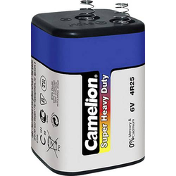 Camelion Super 4R25 SP1B Spezial-Batterie 4R25 Federkontakt Zink-Kohle 6V 7400 mAh 1St.
