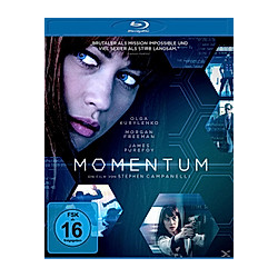 Momentum - DVD  Filme