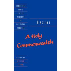 Baxter als Buch von Richard Baxter