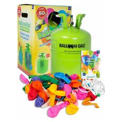 Stellfeld und Ernst Helium-Ballon-Kit Balloon Gaz 50