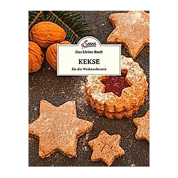 Das kleine Buch: Kekse für die Weihnachtszeit. Andreas Oberndorfer  - Buch