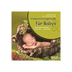 Entspannungsmusik für Babys 2 - Hörbuch