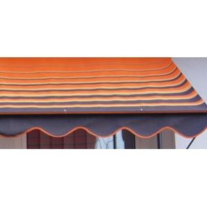 Angerer Markisentuch(ohne Gestell), Design Dralon 200, zu Klemmmarkise (Breite x Tiefe: 150x150cm)