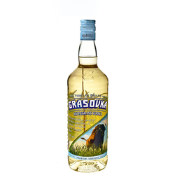 Grasovka Bisongrass Vodka 0,7l