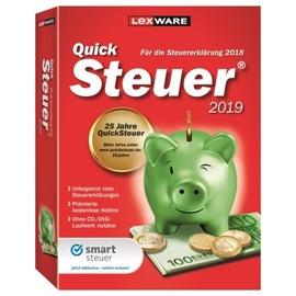 Lexware QuickSteuer 2019 DE Win
