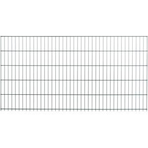 Arvotec Doppelstabmattenzaun grün 200 x 123 cm