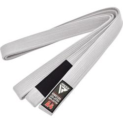 RDX 1W Jiu Jitsu Anzug Weiß Gürtel (Größe: A4, Farbe: Weiß)