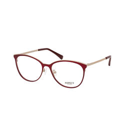 Aspect by Mister Spex Carry 1198 002, inkl. Gläser, Cat Eye Brille, Damen