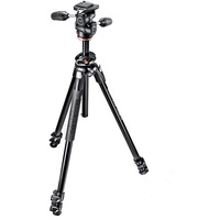 Manfrotto 290 Dual Kit Alu + 3-Wege-Neiger