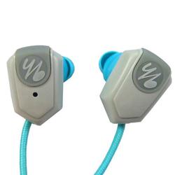 Yurbuds Leap 100 Wireless Behind-Ear Sport Kopfhörer Auqa