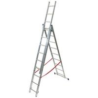 FACAL Linea Blu Teleskop-Leiter Aluminium