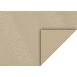 VBS Motivpapier Kristalle, 70 cm x 50 cm silberfarben