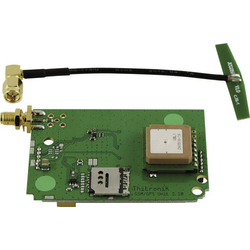 Thitronik GSM/GPS-Kombimodul Passend für (Auto-Alarmanlage): Thitronik Funk-Alarmsystem C.A.S. III