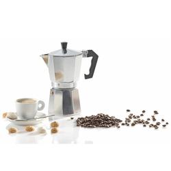 Krüger Espressokocher für 9 Tassen, traditionell italienisch
