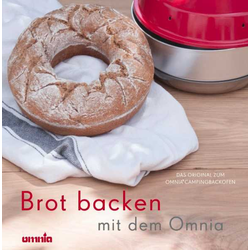 Omnia Backbuch Brot backen mit dem Omnia