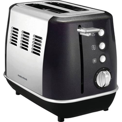 Morphy Richards EVOKE 2 Schwarz Toaster Schwarz