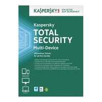 Kaspersky Lab Total Security Multi-Device 5 User 2 Jahre ESD DE Win Mac Android